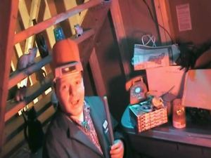 UNCLE PETE CLEANS THE VAULT BUT FOGS HIS BRAIN THIS WEEK