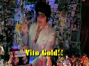 VITO GOLD TAKES THE CONTROLS FOR A SOLID GOLD SALUTE THIS WEEK