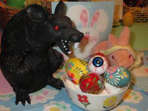 EASTER MORNING EXCITEMENT!!!